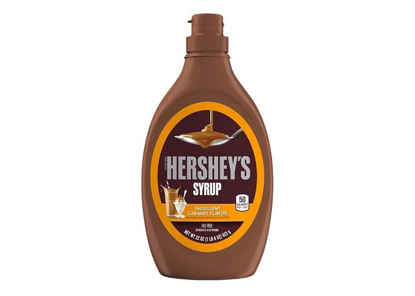 Liquid Caramel Syrup by Hershey's