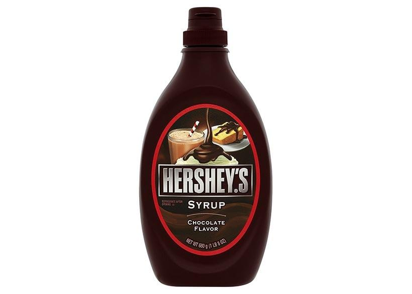 Liquid Chocolate Syrup by Hershey's