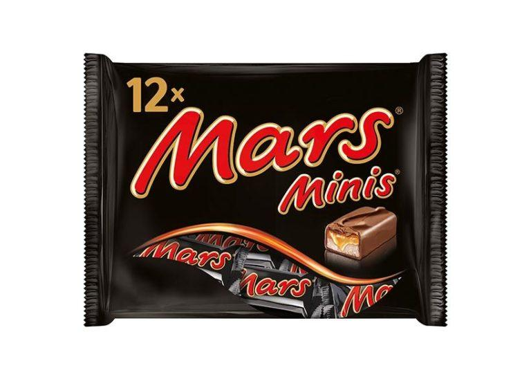 Pack of chocolates by Mars Inc.