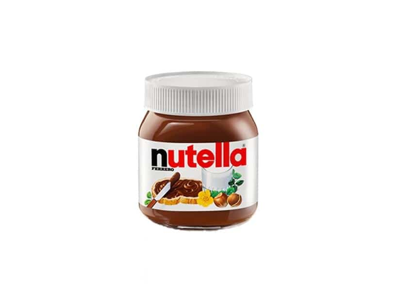A Chocolate Spread named as Nutella