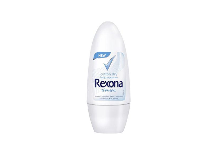 A roll on deodorant by Rexona