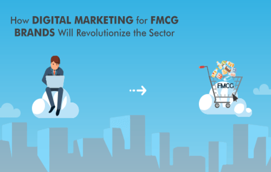 4 P's promoting Digital marketing for FMCG industry